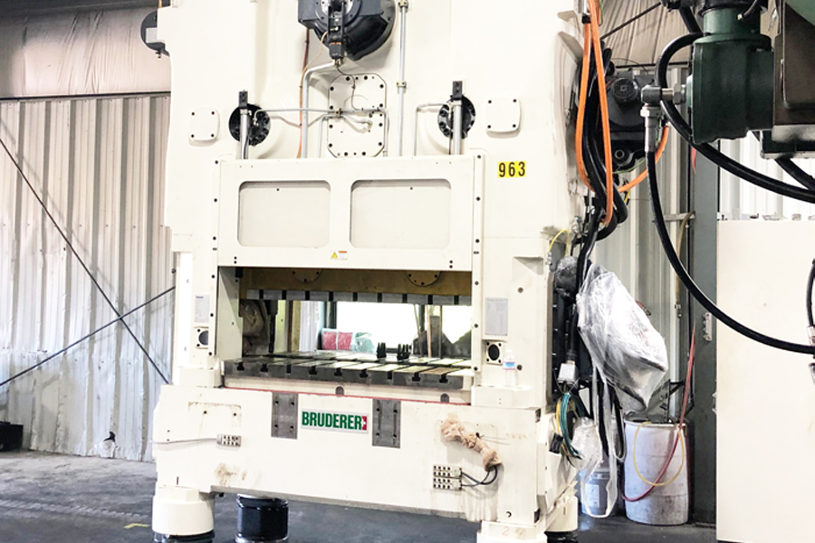 Bruderer High Speed Press